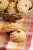 Kurabie biscuits Royalty Free Stock Photography