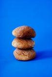 Kurabiye turkish  sweet  cookie Stock Photography
