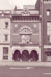 Kurage som bygger Italianate viktoriansk arkitektur 16 Victoria S Arkivbilder
