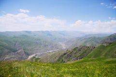 Kurah mountain village Stock Photography