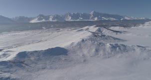 Kurai step w zimie, Rosja zbiory