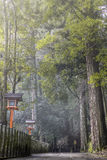 Kurama-Dera stock afbeeldingen