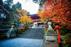Kurama-dera Royalty Free Stock Photography