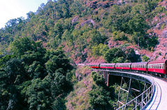 Kuranda Railway Royalty Free Stock Photos