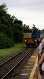 Kuranda Scenic Train Stock Photo