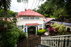 Kuranda Train Station Stock Photos