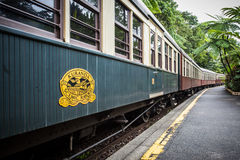 Kuranda Train Station Royalty Free Stock Images