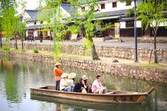 Kurashiki city stock photos