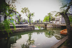 Kurashiki river Stock Photos