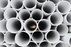 Kurbelgehäuse-Belüftung Rohre Lizenzfreie Stockbilder