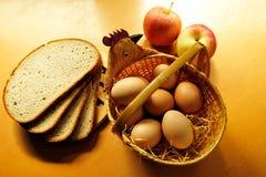 kurczaków jajka Obrazy Stock