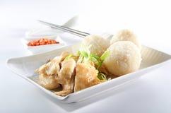 kurczaków ryż Zdjęcie Stock