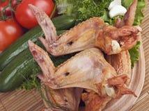 kurczaków skrzydła Zdjęcie Royalty Free