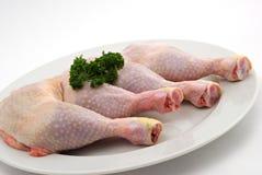 kurczaków uda Zdjęcia Royalty Free