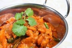 kurczak curry Obrazy Royalty Free