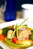 kurczak curry Fotografia Stock