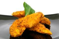 kurczak cytryny początkowe pikantne sałatkowy lato Obraz Stock