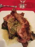 kurczak faszerowane Zdjęcie Royalty Free