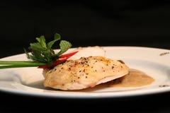 kurczak florentine zdjęcie royalty free