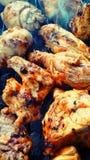 kurczak grilla Zdjęcia Stock