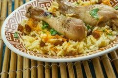Kurczak Kabuli obrazy stock