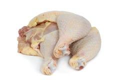 kurczak noga Fotografia Stock
