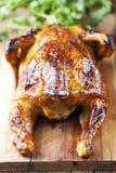 kurczak piec Obraz Royalty Free