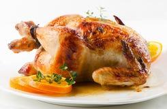 kurczak piec Fotografia Stock