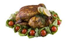 kurczak pieczeń Obraz Royalty Free