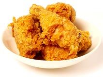 kurczak smażący Obraz Stock