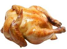 kurczak smażący Zdjęcia Royalty Free