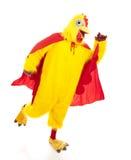 kurczak z super wp8lywy Zdjęcia Royalty Free