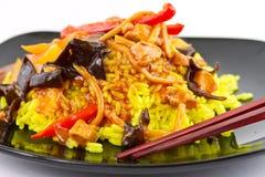 kurczaka chińczyka podśmietania cukierki Zdjęcia Stock