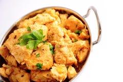 Kurczaka Curry Zdjęcie Stock