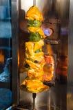 kurczaka doner kebab Zdjęcie Royalty Free