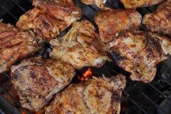 kurczaka grill Zdjęcie Stock