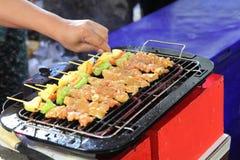 Kurczaka grill Zdjęcia Royalty Free