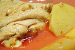 Kurczaka masaman curry Obrazy Stock