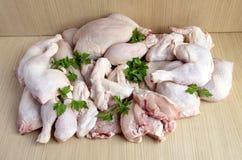 Kurczaka mięso Zdjęcie Royalty Free
