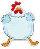 kurczaka sadło Fotografia Stock