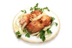 kurczaka skewer Zdjęcie Royalty Free