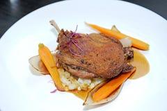 kurczaka stek Fotografia Stock
