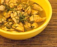 Kurczaka tajlandzki curry Obrazy Stock