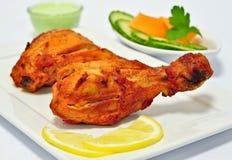kurczaka tandoori Obraz Royalty Free