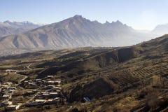 Kurdish berg Royaltyfria Bilder