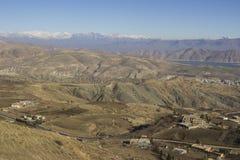 Kurdish berg Royaltyfri Foto