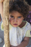 Kurdish Child Royalty Free Stock Photography