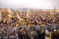 Kurdish Feast Newroz Stock Images