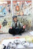 Kurdish Man in Kurdistan Royalty Free Stock Photography