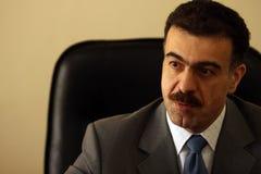 Kurdish Minister Safin Dizayi Stock Photography